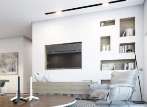 Projet 3D decoration appartement 4