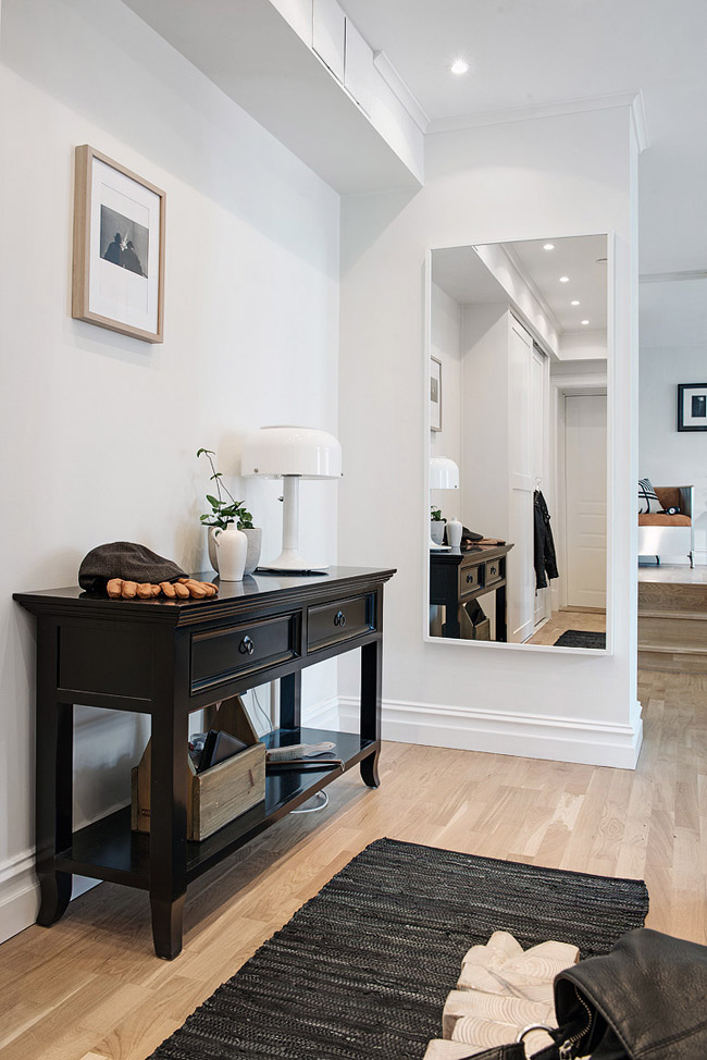 id es pour r nover un appartement. Black Bedroom Furniture Sets. Home Design Ideas