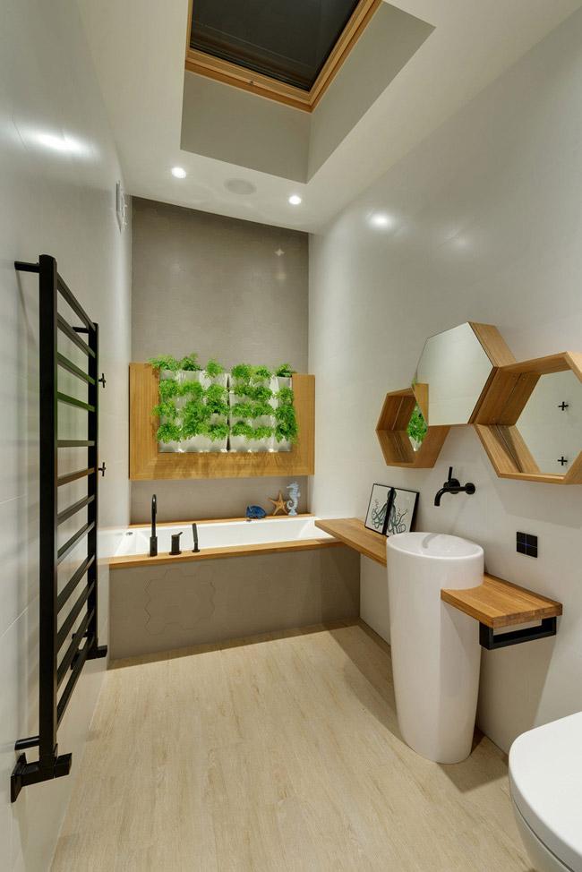 Appartement avec toboggan 15