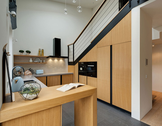 Appartement avec toboggan 4