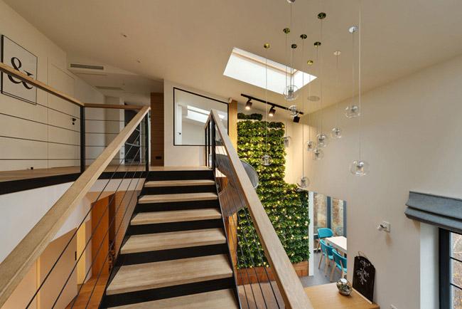 Appartement avec toboggan 9