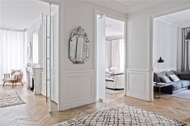 Appartement contemporain elegant Maison Hand 4