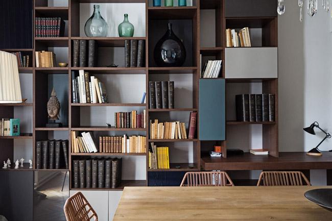 Appartement contemporain elegant Maison Hand 5