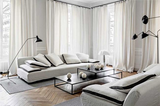 Appartement contemporain elegant Maison Hand