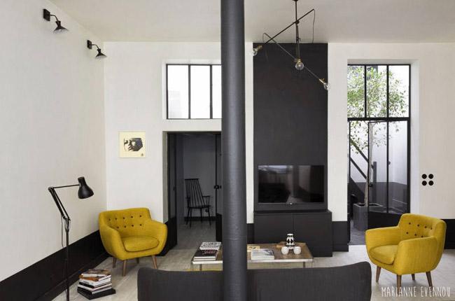interieur contemporain\
