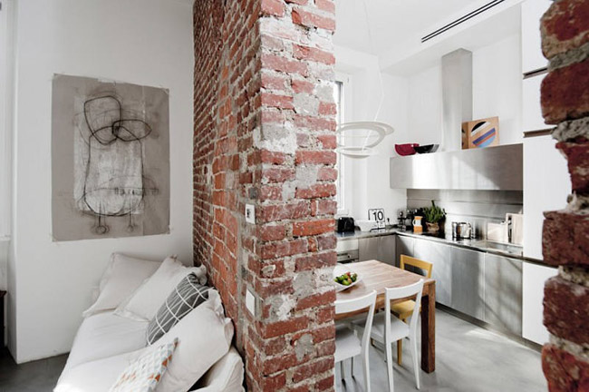 Amenager petit appartement blog d coration for Miniappartamento design