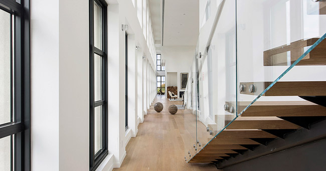 Appartement contemporain lumineux New York 10