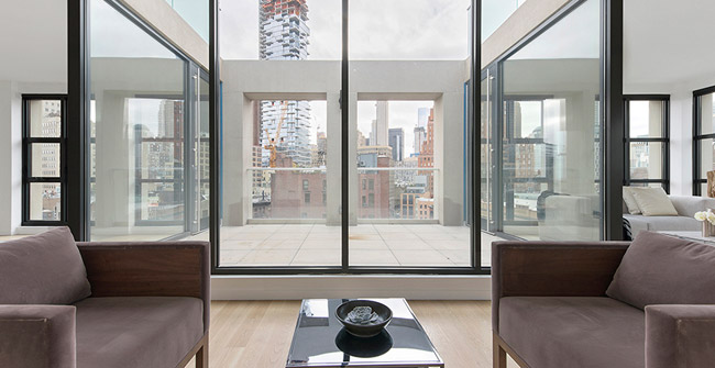 Appartement contemporain lumineux New York 14