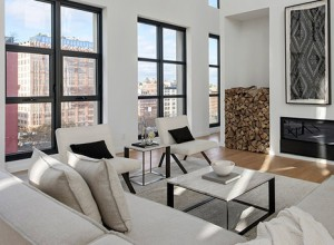 Appartement contemporain lumineux New York 2