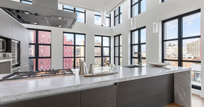 Appartement contemporain lumineux New York 5