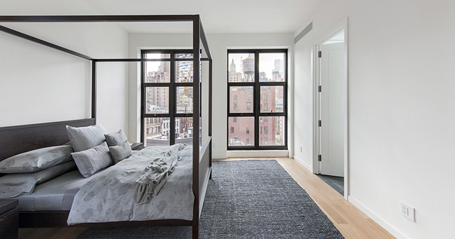 Appartement contemporain lumineux New York 6
