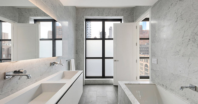 Appartement contemporain lumineux New York 7