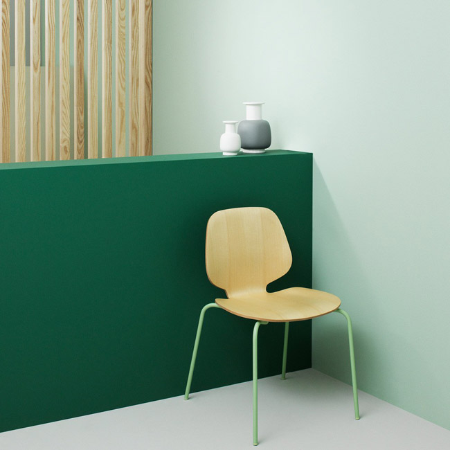 Chaise design Normann Copenhagen 5