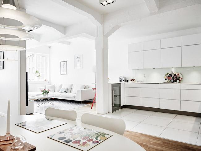 Exemple de home staging for Muebles de cocina zona pilar