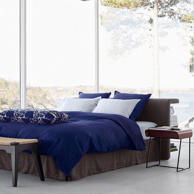 linge de lit ampm. Black Bedroom Furniture Sets. Home Design Ideas