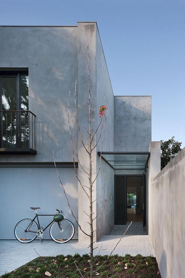 Maison contemporaine Robson Rak Architects 12