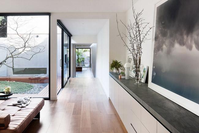 Maison contemporaine Robson Rak Architects 2