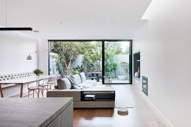 Maison contemporaine Robson Rak Architects 4