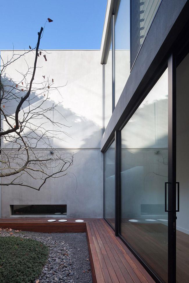 Maison contemporaine Robson Rak Architects 5