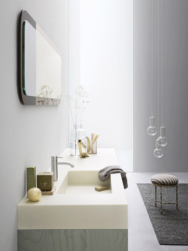 Salle de bain minimaliste 8 - Salle de bain minimaliste ...