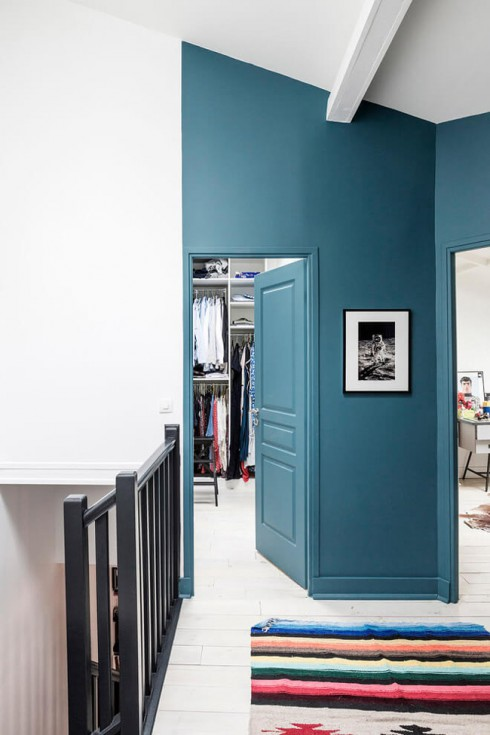 maison de famille esprit vintage. Black Bedroom Furniture Sets. Home Design Ideas