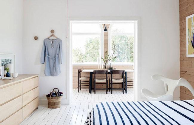 maison de vacances esprit scandinave. Black Bedroom Furniture Sets. Home Design Ideas