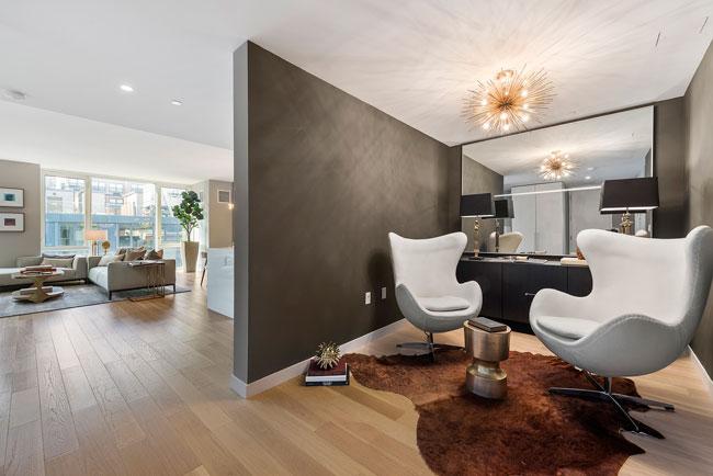 Appartement new yorkais - Visite d un appartement ...