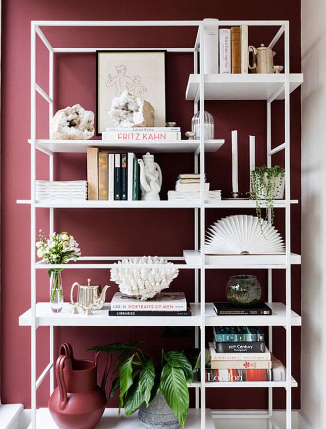Bibliotheque design blanche - Bibliotheque blanche design ...