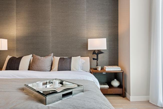 Chambre decoration chic - Visite d un appartement ...