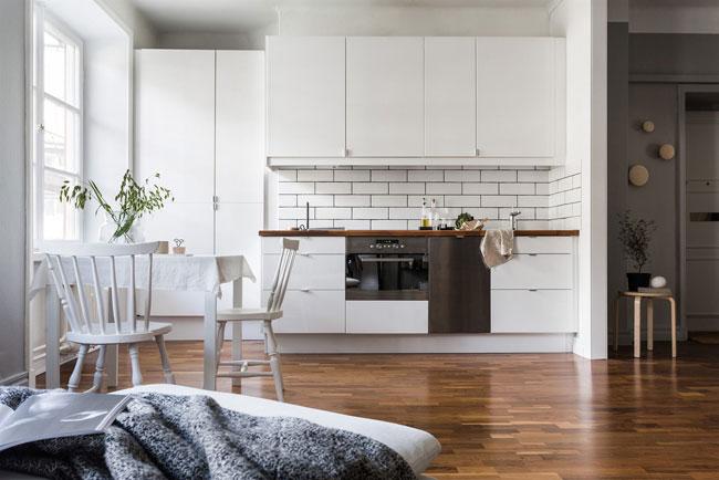 am nagement d 39 un studio de 30 m2. Black Bedroom Furniture Sets. Home Design Ideas