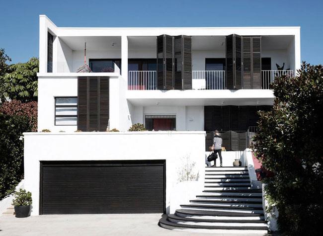 R novation et extension d 39 une maison moderne - Maison renovee moderne ...