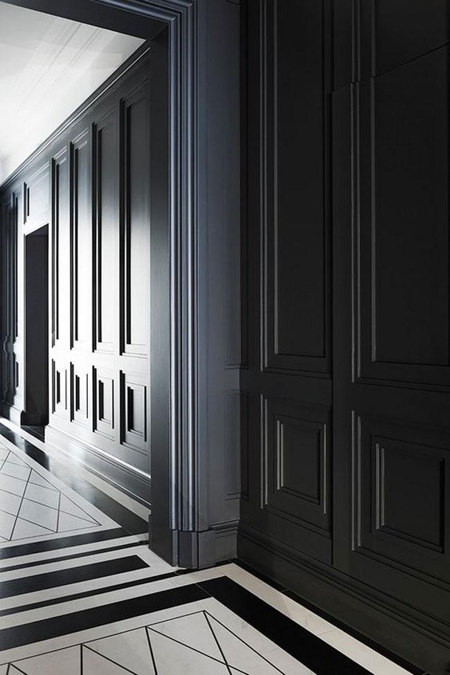 10 id es d co pour un sol motifs g om triques. Black Bedroom Furniture Sets. Home Design Ideas