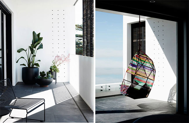 terrasse amenagee. Black Bedroom Furniture Sets. Home Design Ideas