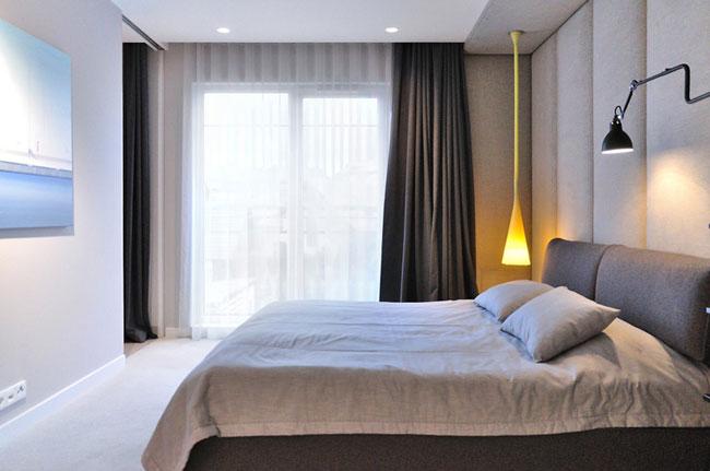 Revenir à larticle Appartement avec touches de jaune