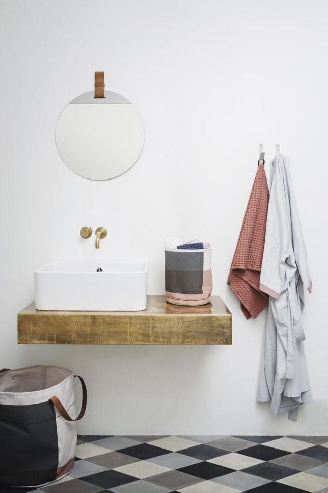 Deco salle de bain ferm living for Salle de bain deco 2016