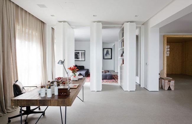 id e originale pour une s paration de pi ce. Black Bedroom Furniture Sets. Home Design Ideas