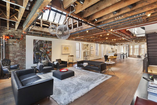 Fabuleux Loft new-yorkais en colocation!!! MH88
