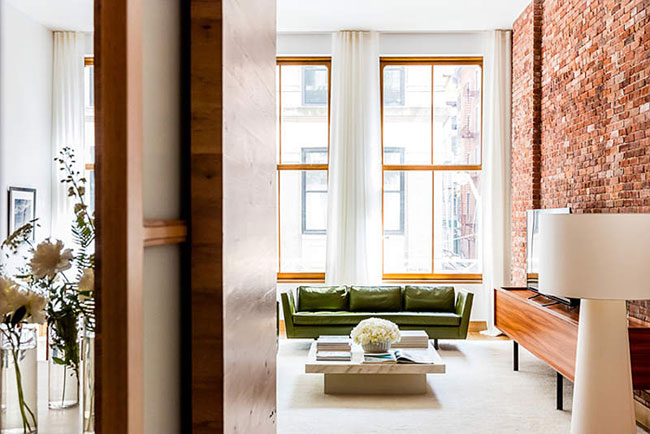 APPARTEMENT ESPRIT LOFT NEW YORKAIS