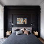 chambre-avec-tete-de-lit-noire