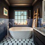 salle-de-bain-avec-baignoire-sur-pied