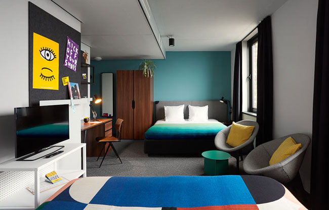 Deco chambre hotel design for Hotel design blog