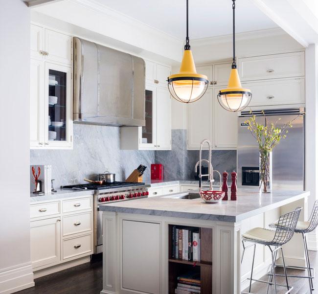 cuisine avec marbre