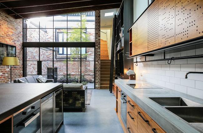 transformer un garage en pi ce vivre. Black Bedroom Furniture Sets. Home Design Ideas