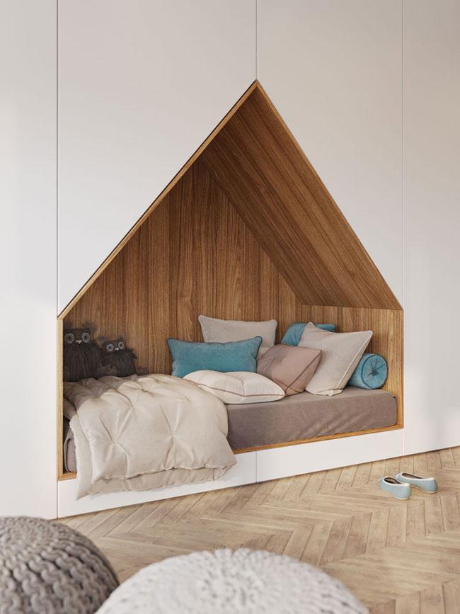 id e d 39 am nagement pour une jolie chambre d 39 ado. Black Bedroom Furniture Sets. Home Design Ideas