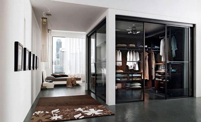 dressing moderne vitre groizeau. Black Bedroom Furniture Sets. Home Design Ideas