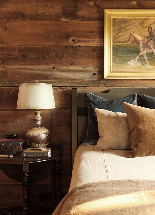 amenagement chalet tout bois. Black Bedroom Furniture Sets. Home Design Ideas