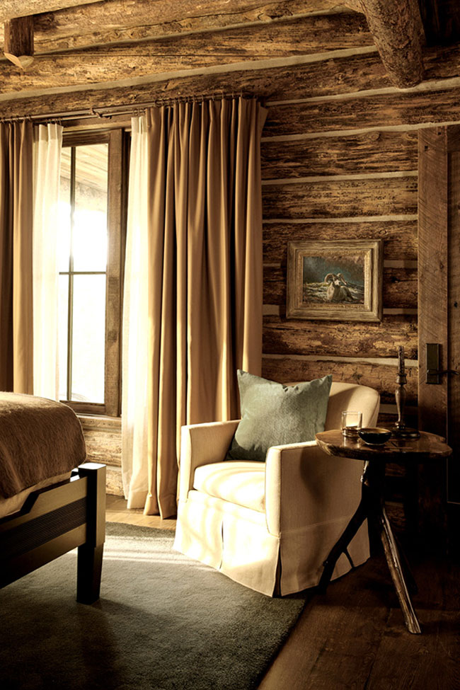 Chambre facon chalet - Chambre chalet ...